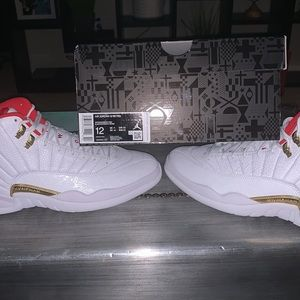 Jordan Retro 12 Fiba Size 12. Brand New